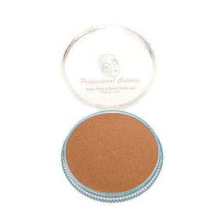PXP Aqua face & body paint Skin Mid Brown