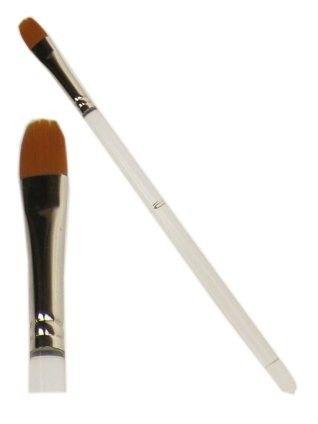 PXP Pinsel flach mit abgerundeten Spitze 10 mm breit