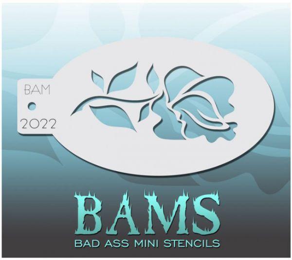 Bad Ass BAMS schminkschablone 2022