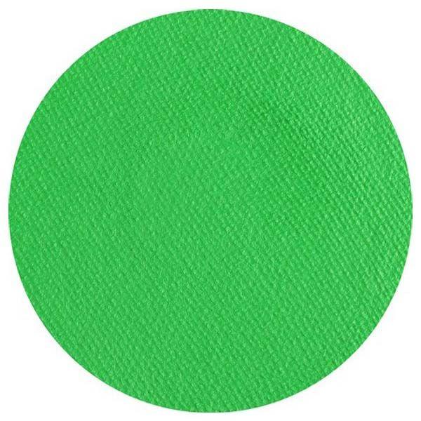 Superstar Schminke Make-up Flash grün Farbe 142