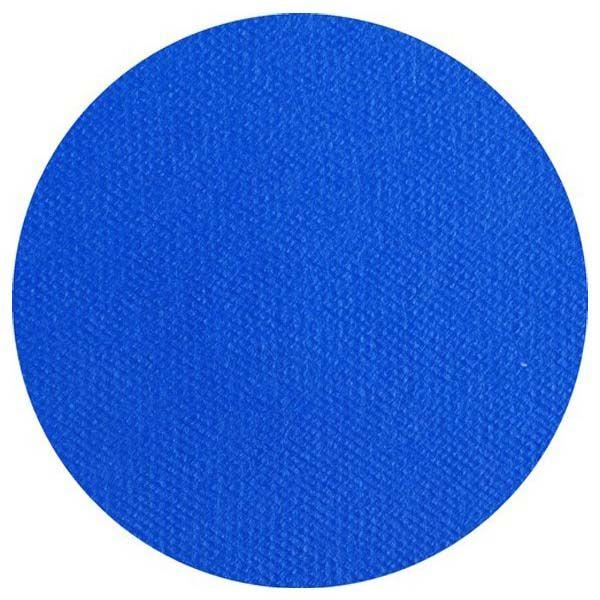 Superstar Schminke Brilliant blau Farbe 143