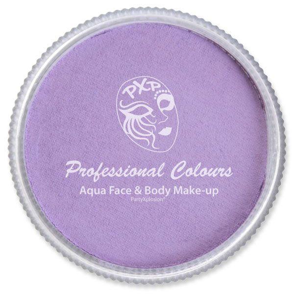 PXP Schminke pastellfarbig Purplefarbig 602E PartyXplosion