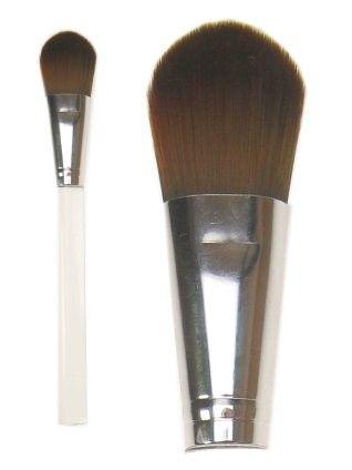 Schminke Big brush Acryl Größe L