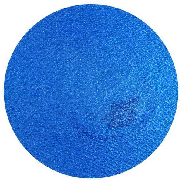 Superstar Aqua Make-up 45g Mystic blau Shimmer Farbe 137