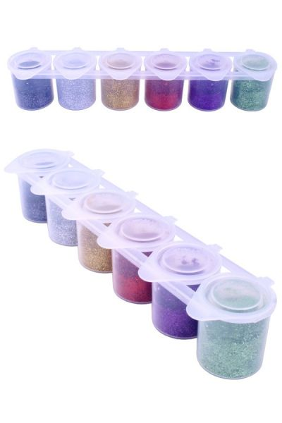 Ybody Colorxplosion glitter color set