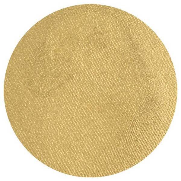 Superstar Schminke Gold Shimmer Farbe 057
