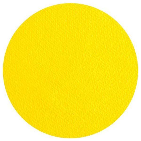 Superstar Schminke Make-up gelb Farbe 144