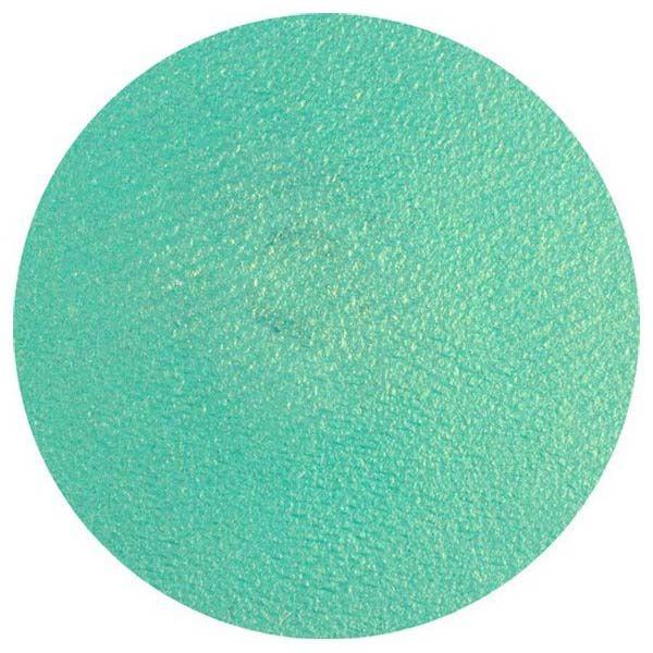 Superstar Schminke gold grün Shimmer Farbe 129