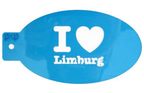 PXP Make-up Vorlage Ich liebe Limburg