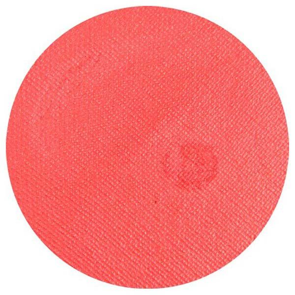 Superstar Schminke Interfer Rot Shimmer Farbe 133